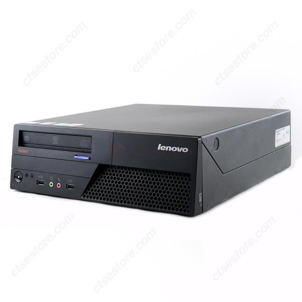Lenovo ThinkCentre M57 (type 6066) SFF E6550@2,33GHz/4GB RAM/160GB HDD/DVD-RW/Windows 10 Professional/garantii 1 aasta