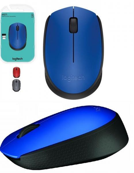 Juhtmevaba hiir Logitech B170/171, USB, väikese nano-vastuvõtjaga, uus, garantii 3 aastat