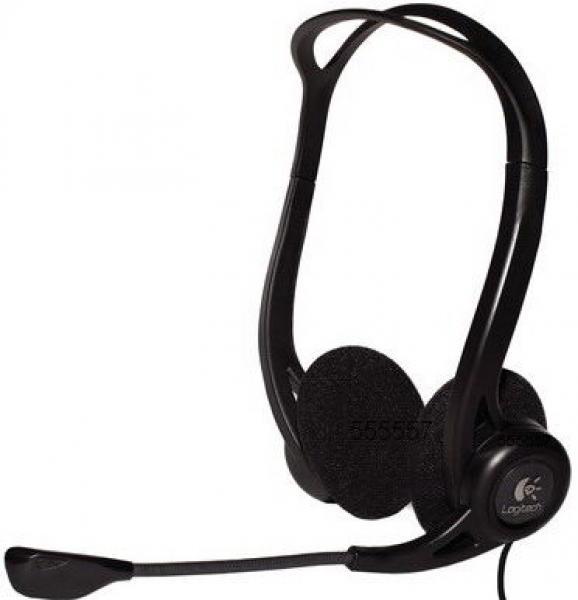 Kõrvaklapid mikrofoniga Logitech Stereo Headset h110, uus, garantii 2 aastat