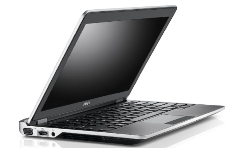 """Dell Latitude E6220 i5-2520M/4GB RAM/256GB SSD/12,5"""" LED-ekraan (1366x768)/veebikaamera/aku vähemalt 1h/Windows 7 Professional, garantii 1 aasta"""