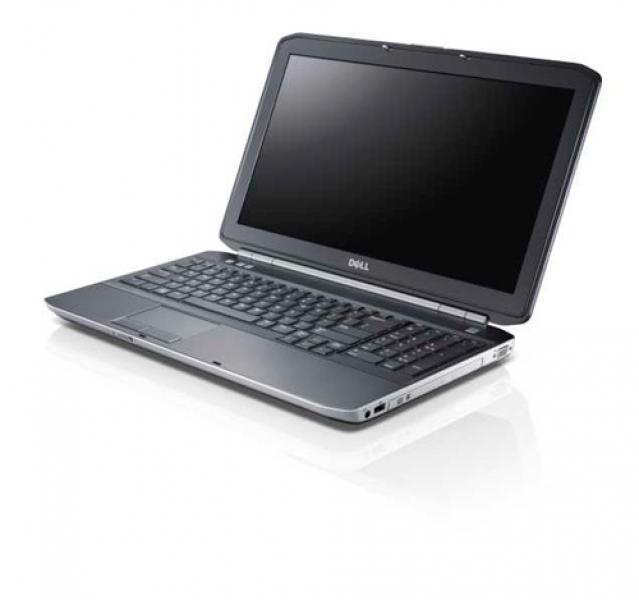 "Dell Latitude E5520 i3-2330M/4GB RAM/250GB HDD/15,6"" LED (1366x768)/veebikaamera/DVD-RW/aku min 1h/Windows 7 Professional, garantii 1 aasta"