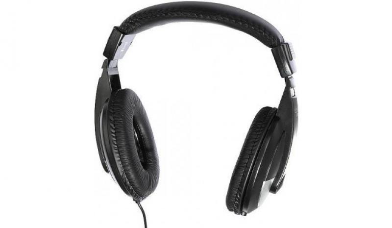 Vivanco kõrvaklapid SR96, must/hõbe, Sagedus 15 - 20000 Hz, Tundlikkus 105 dB, Takistus 32 Ω, pistik 3,5mm, uus, garantii 1 aasta