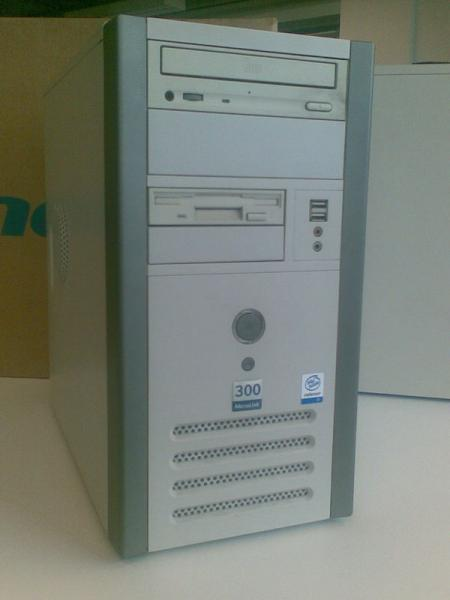 Pentium E2140 Dualcore/2GB RAM/80GB HDD/Tarkvarata/garantii 1 kuu