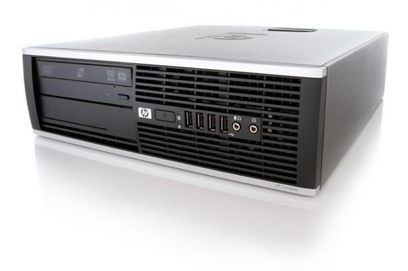 HP Compaq 6000 Pro SFF Q8400@2,66GHz/4GB RAM/250GB HDD/DVD-RW/Windows 7 Professional/Garantii 1 aasta