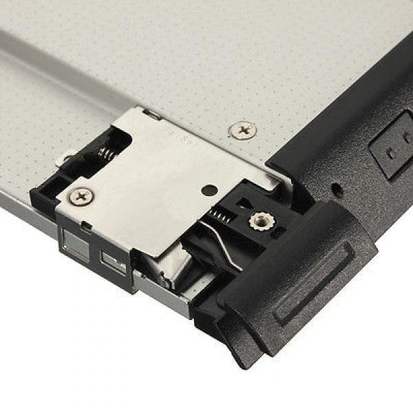 Kõvakettasahtel optilise seadme pessa Dell Latitude E6420 E6430 E6520 E6320 E6330 , uus, garantii 1 aasta