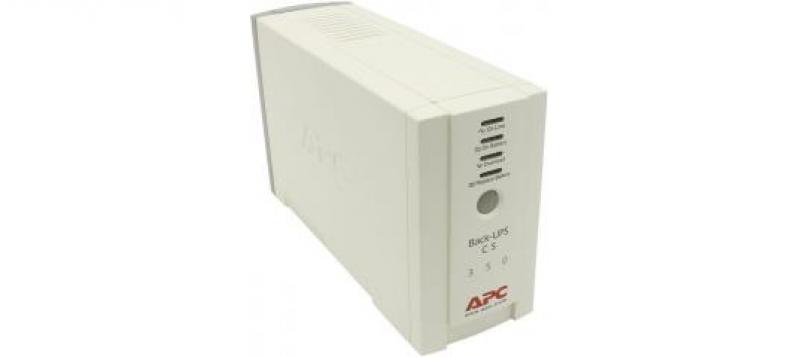 APC BACK-UPS PRO 350 UUE AKUGA, kasutatud, garantii 1 kuu
