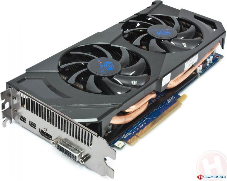 Sapphire HD 7850/2Gb/256Bit/GDDR5/PCI - E/Garantii 1 kuu