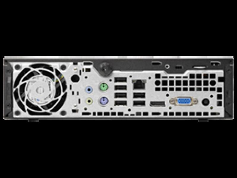 HP Compaq 8200 Pro USDT i5-2500/4GB RAM/120GB SSD/Windows 10 Professional, kasutatud, garantii 1 aasta