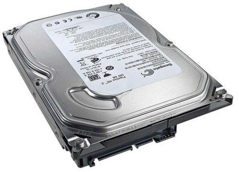 """HDD 3,5"""" SATA 500GB, 7200rpm, kasutatud, kontrollitud, töökorras, kuni 30 sektorit reservi suunatud (reallocated sectors), garantii 1 kuu [tühjendusmüük]"""