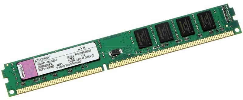 DDR3 4GB PC3-12800/1600, CL11, uus, Kingston, garantii 3 a
