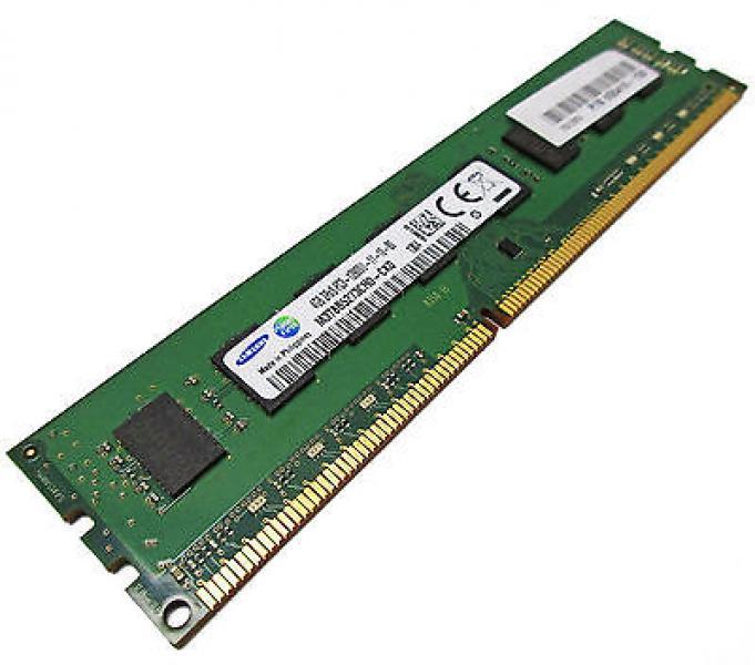 DDR3 4GB PC-12800, uus, Samsung, garantii 3 a