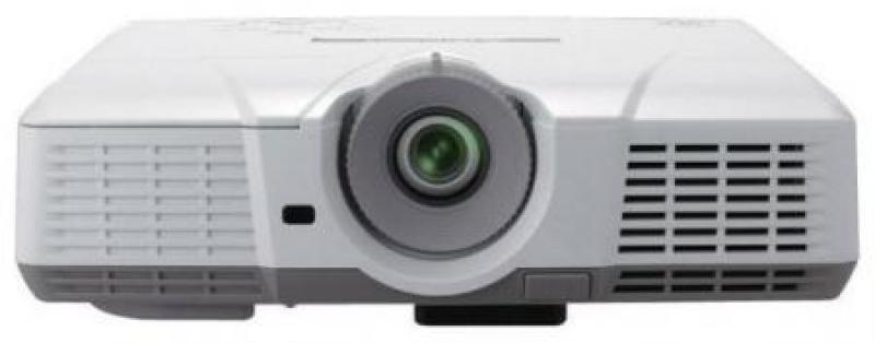 Projektor Mitsubishi XD510U, heledus 2600 ANSI luumenit, resolutsioon 1024x768, 2 xVGA- & S-Video sisendid, lamp töötanud 2860h, lambi ressurss 4000h (eco-mode), garantii 6 kuud (ei laiene lambile)