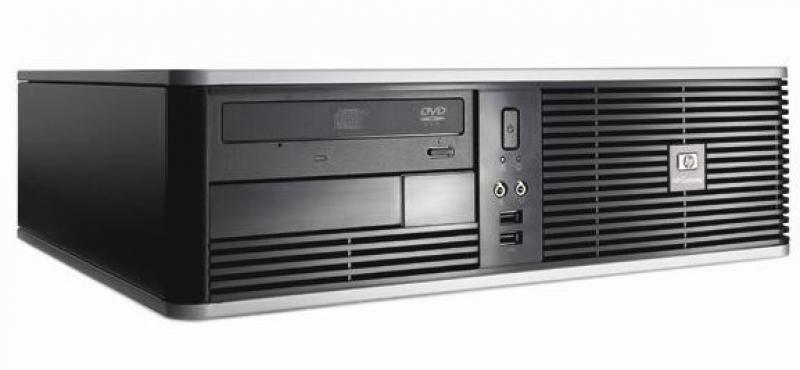 HP dc5850/Amd Athlon Dualcore 5200B@2,70Ghz/2Gb DDR2/160Gb HDD/DVDR/Operatsioonisüsteemita/Garantii 1 kuu/