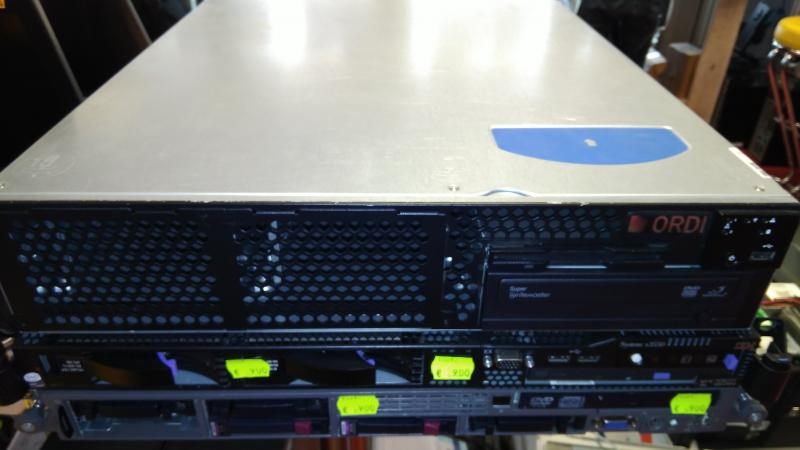 Ordi Valar/Xeon E5205@1,86Ghz/8Gb RAM/Ketasteta/Operatsioonisüsteemita/Garantii 1 kuu/