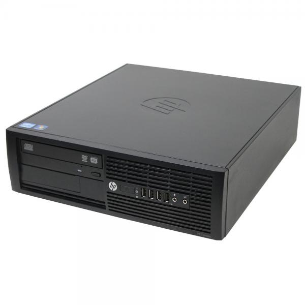 HP Compaq Pro 4300 SFF Celeron G550@2,6GHz/4GB RAM/250GB HDD/DVD-RW/Windows 10 Home Premium, garantii 1 aasta