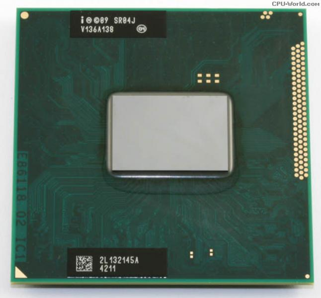 Intel Core i3-2330M (3M Cache, 2.20 GHz) Garantii 1 kuu