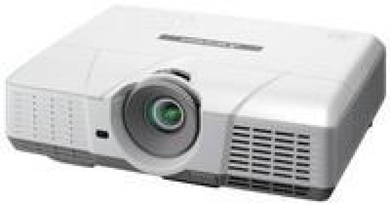 Projektor Mitsubishi WD510U, heledus 2600 ANSI luumenit, resolutsioon 1280x800, pildisuhe 16:10, 2 xVGA-, DVI- & S-Video sisendid, lamp töötanud 445h, lambi ressurss 4000h (eco-mode), pult olemas, garantii 6 kuud (ei laiene lambile)
