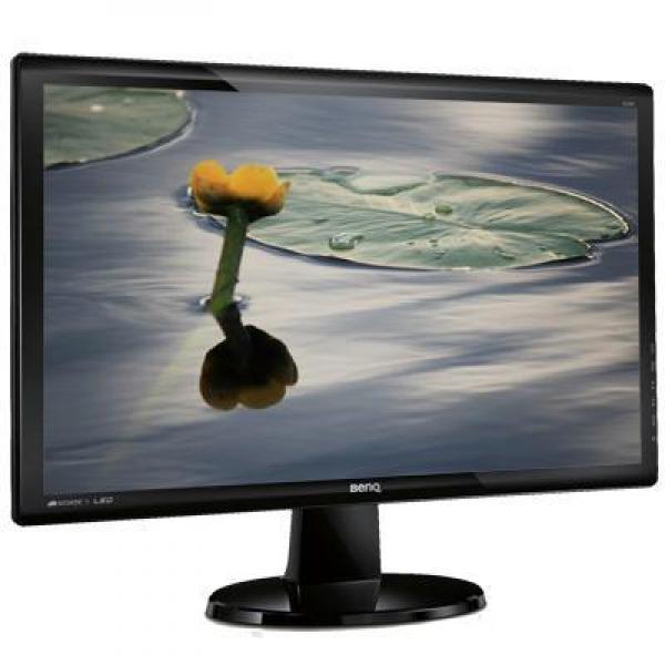 """20"""" Wide LED BenQ GL2055, resolutsioon 1600x900, 5 ms, DVI- ja VGA-sisend, kasutatud, garantii 1 aasta"""