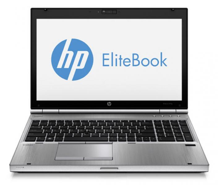 "HP EliteBook 8570p i5-3210M/8GB RAM/120GB uus SSD (Kingston UV400)/15,6"" LED HD+ (1600x900)/Intel HD/veebikaamera/ID-kaardilugeja/DVD-RW/aku tööaeg vähemalt 1h/Windows 7 Professional/Windows 10 upgrade tehtud, garantii 1 aasta"