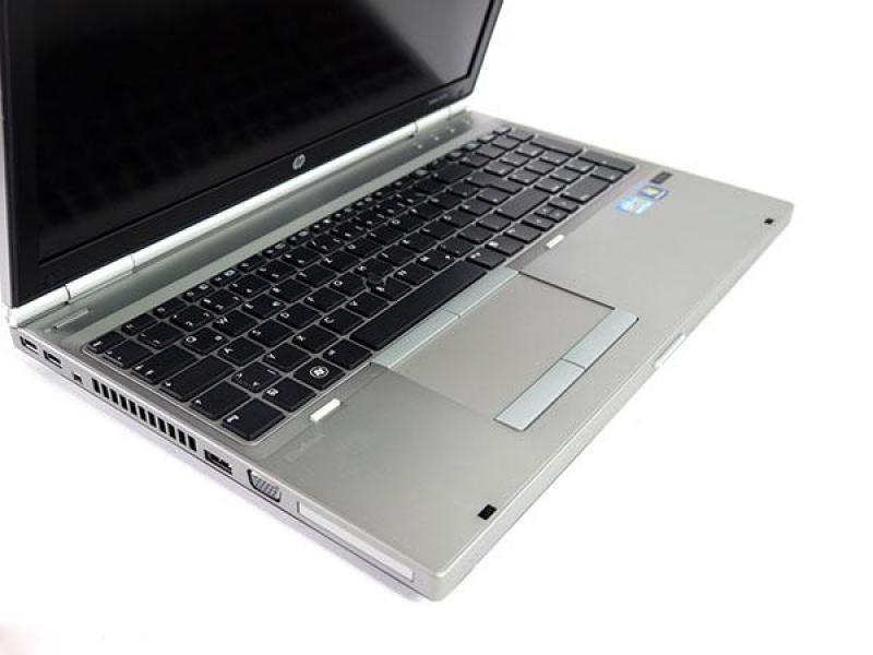 """HP EliteBook 8570p i5-3320M/8GB RAM/128GB SSD/15,6"""" LED FHD (1920x1080)/veebikaamera/ID-kaardilugeja/DVD-RW/aku tööaeg vähemalt 1h/Windows 10 Professional, garantii 1 aasta [kevadkampaania!]"""