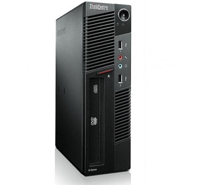 Lenovo ThinkCentre 5567-A26 Pentium G6950 @ 2.80 GHz/4GB RAM/120GB uus SSD/DVD-RW/Windows 7 Professional Citizenship/Windows 10 upgrade tehtud, garantii 2 aastat