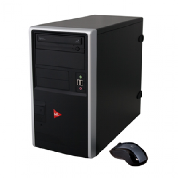ML 550 vPro Minitower Pentium G3260/4GB RAM/120GB uus SSD (Kingston UV400, garantii 3 aastat)/DVD-RW/ID-kaardilugeja esipaneelil/Windows 7 Pro/Windows 10 upgrade, garantii 1 aasta