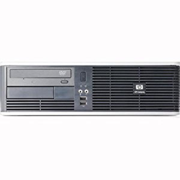 HP Compaq dc5850/Amd Athlon 1640B/2Gb DDR2/80Gb SATA HDD/DVDR/Operatsioonisüsteemita/Garantii 1 kuu