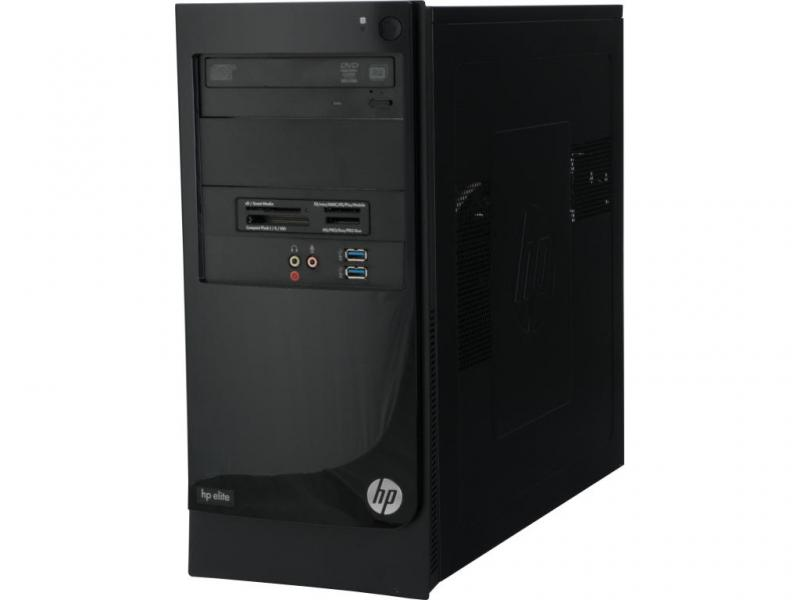 HP Elite 7500MT/I3-2120@3,30Ghz/4Gb DDR3/500Gb HDD/4 x USB 3.0/Windows 10 Pro/Garantii 1 aasta