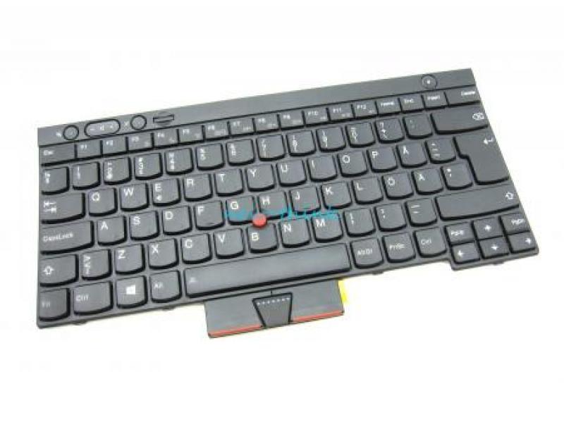 Klaviatuur Lenovo ThinkPad T530 T430 T430s X230 W530 0C01980 04X1297 , eesti laotusega, minimaalselt kasutatud, garantii 6 kuud