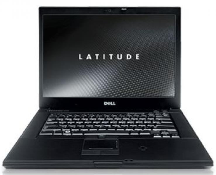 """Dell Latitude E6500 P8600/4GB RAM/250GB HDD/15,4"""" LED/DVD-RW/aku tööaeg vähemalt 1h/Windows 10 Professional, garantii 1 aasta"""