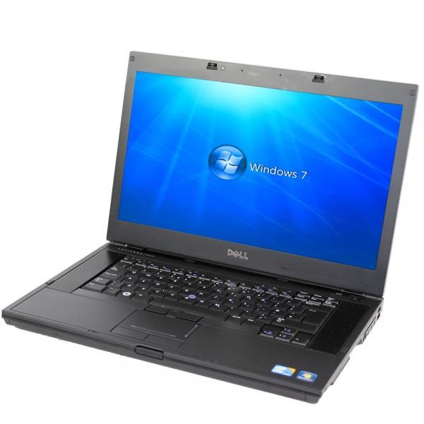 "Dell Latitude E6510 i7-M640@2,8GHz/4GB RAM/120GB uus SSD (Patriot, garantii 3 a, 555/550MBs)/15,6"" Wide FHD LED (1920x1080)/videokaart NVidia NVS 3100M/ID-kaardilugeja/DVD-RW/uus 6-cell aku/Windows 10 Pro, garantii 1 aasta [lõpumüük]"