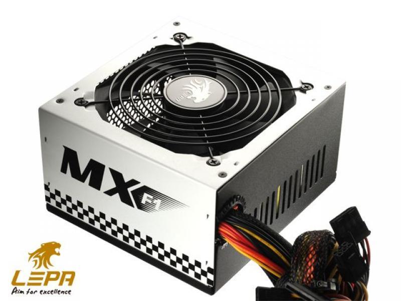 Toiteplokk ATX 500W LEPA MX F1 N500-SB-EU, 80 PLUS Bronze, uus, garantii 1 aasta