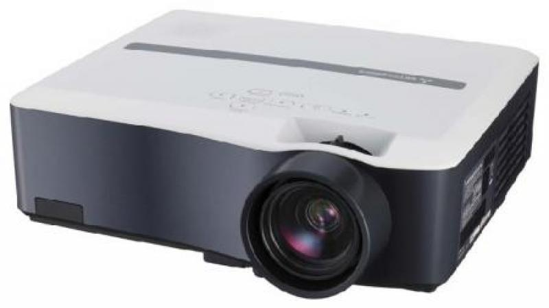 Projektor Mitsubishi XL550U, heledus 3100 ANSI luumenit, resolutsioon 1024x768, 2 xVGA- & DVI-sisendid, LAN, uus lamp, lambi ressurss 5000h (eco-mode), garantii 6 kuud (ei laiene lambile)