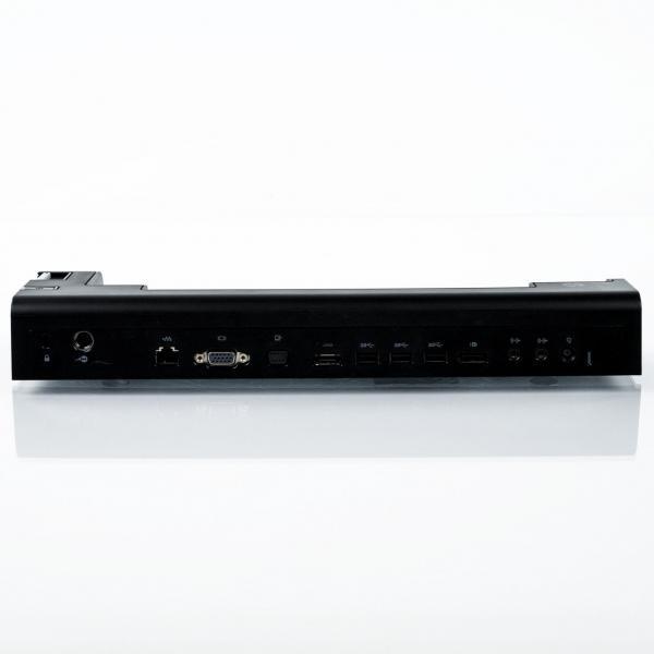 Dokkimisalus HP Elitebook 2540p 2560p 2740p sülearvutitele, HSTNN-I16X, kasutatud, garantii 1 aasta