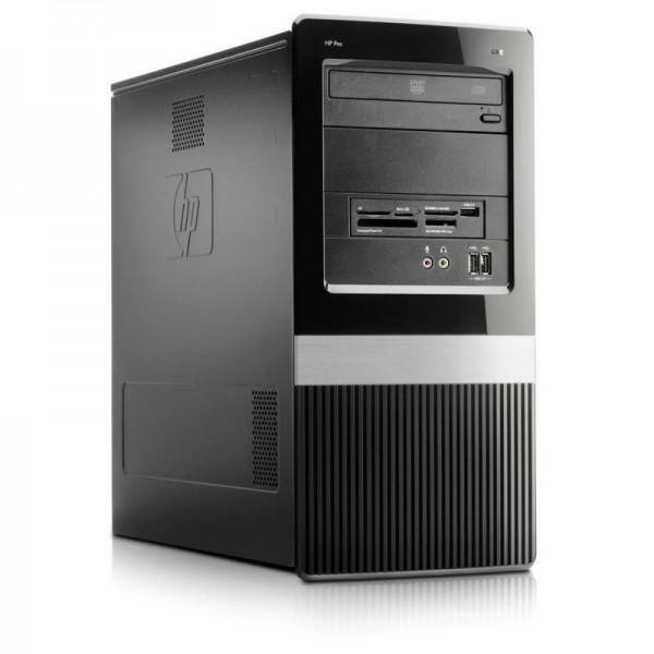 HP Pro 3135 MT/AMD Athlon II X2 250@3Ghz/4Gb RAM/160Gb/Windows 7 Pro/Garantii 1 aasta/
