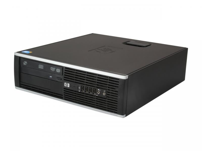 HP Compaq 6000 Elite SFF Core2Duo E8400@3 GHz/4GB RAM/160GB HDD/DVD-RW/Windows 10 Professional, garantii 1 aasta