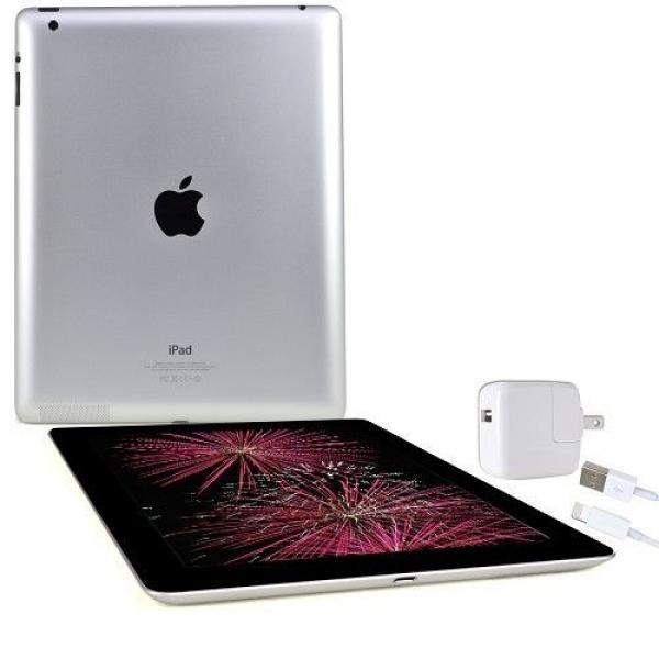 """iPad 4 [A1458], 9,7"""" Retina, 16GB, Wifi, must (Black), korralik, üks minimaalne kriim korpusel, garantii 6 kuud [Soodushind!]"""