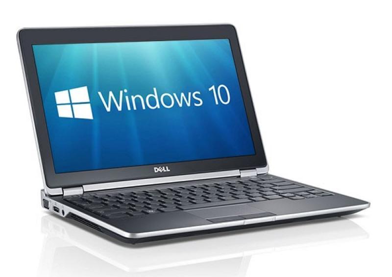 """Dell Latitude E6230 i5-3340M@2.70GHz/4GB RAM/UUS SSD WD GREEN 120GB/12,5"""" HD LED (1366X768)/veebikaamera/Kaanel mõned kriimud/aku tööaeg vähemalt 1h/Windows 10 Pro"""