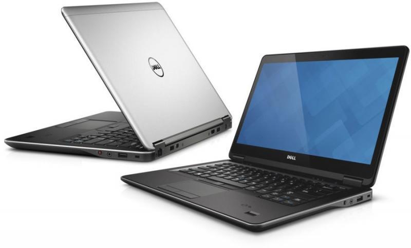 """Dell Latitude E7240 i5-4300U@max 2,9GHz/8GB RAM/128GB SSD/Intel HD4400/12,5"""" HD LED (1366X768)/veebikaamera/US-RUS valgustusega klaviatuur/aku tööaeg ~3h/Windows 10 Pro, kasutatud, garantii 1 aasta (kaanel mõned kasutusjäljed) [Soodushind!]"""