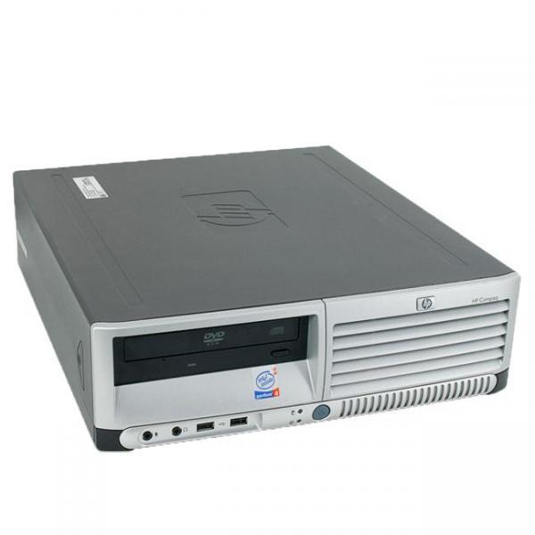 HP Compaq dc7600/P4 - 3Ghz/1Gb DDR2/80Gb SATA/LPT/COM/Operatsioonisüsteemita/Garantii 1 kuu