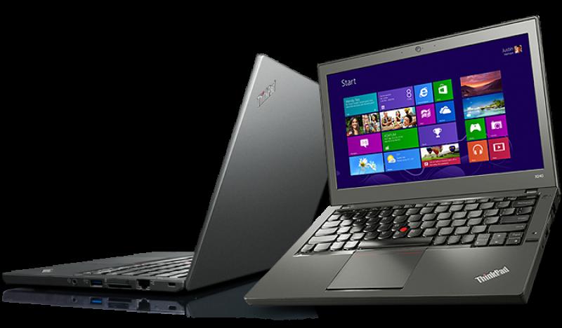 """Lenovo ThinkPad X240 i5-4300U/8GB RAM/240GB uus SSD (gar 3a)/12,5"""" HD IPS (1366x768)/veebikaamera/ valgustusega SWE-klaviatuur/ID-lugeja/akude tööaeg ~3h/Windows 10 Pro, kasutatud, garantii 1 aasta [Jaanuari Maasikas]"""