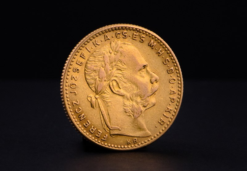 Ungarsk Franz Joseph I