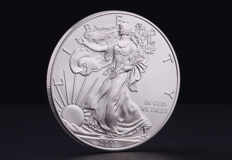 Silver Coin American Eagle 1 oz