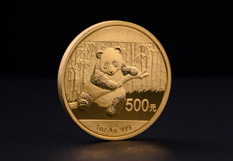 2014 1 oz Chinese Gold Pandas