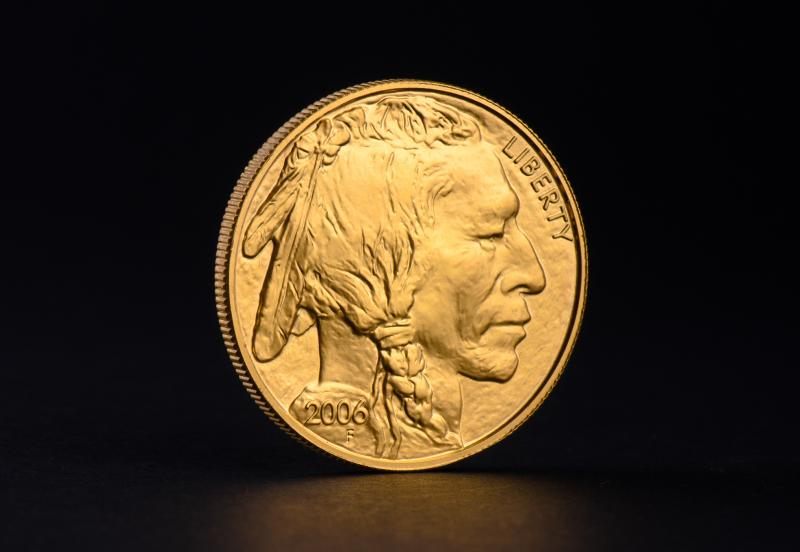 1 oz American Gold Buffalos