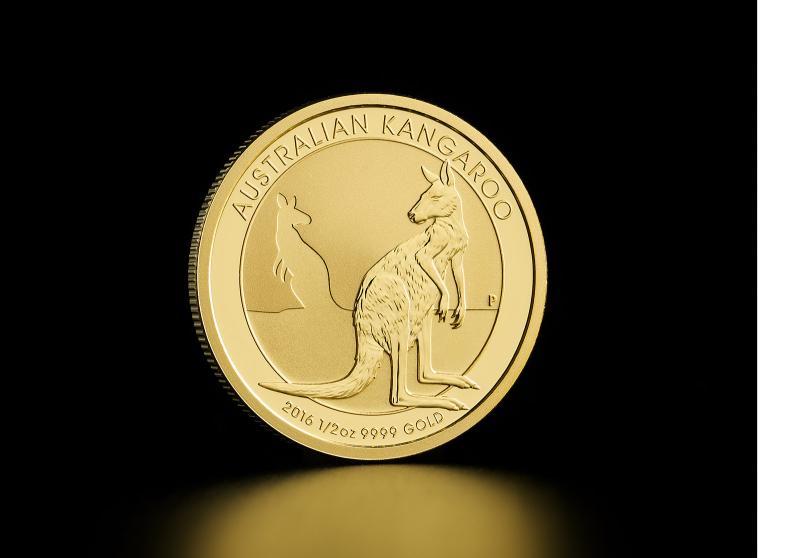 1/2 oz Australian Gold Kangaroos