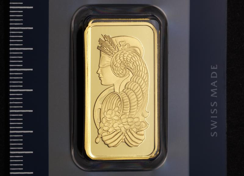 20 gram Gold Bars PAMP Fortuna