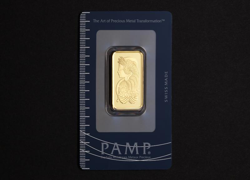 20 gram Guldtacka PAMP Fortuna