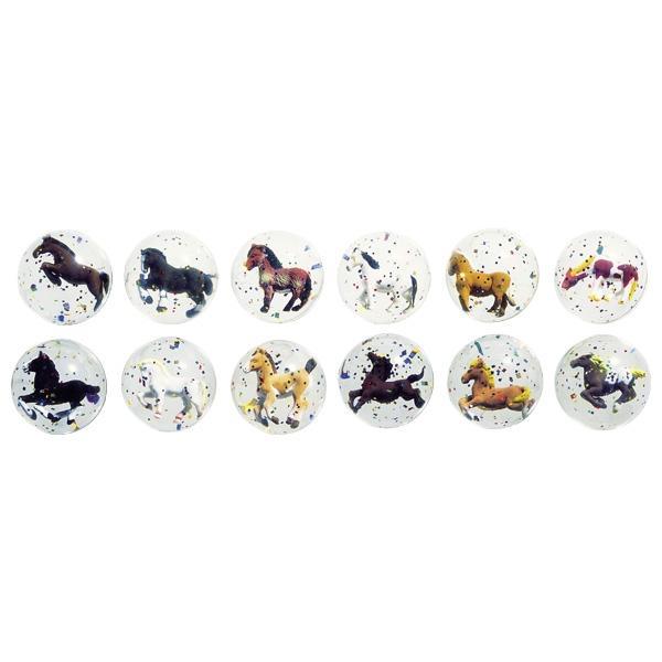Goki Bouncing Ball 3D horses