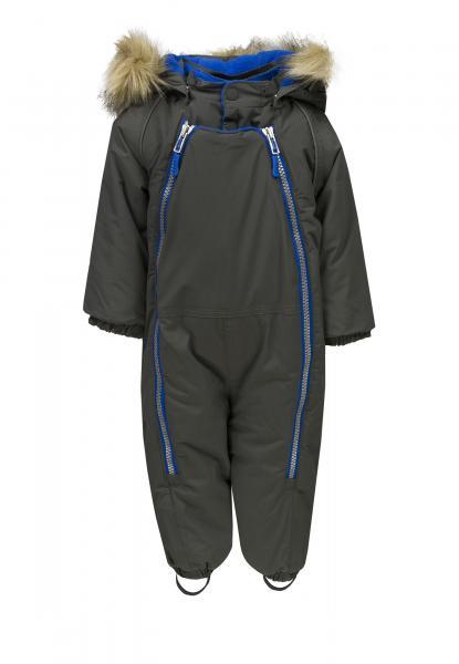 Ticket To Heaven-Snowsuit Baggie with detachable hood